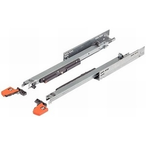 Blum Movento inclusief push-to-open/ Tip-On